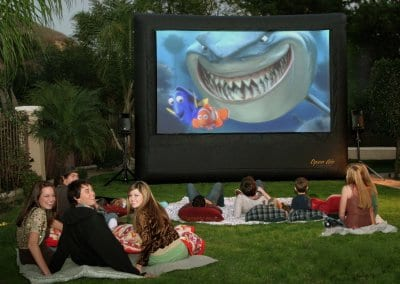 Garden Cinema - Hello Bruce!