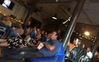 Movie in a Brewery