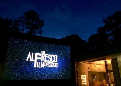 Poolside Cinema 2017