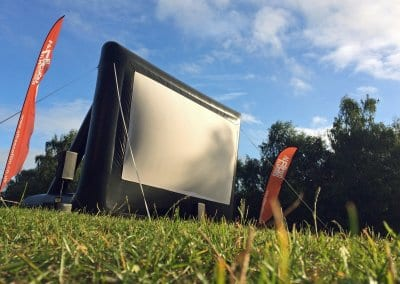 Open Air Cinema - Forest of Dean