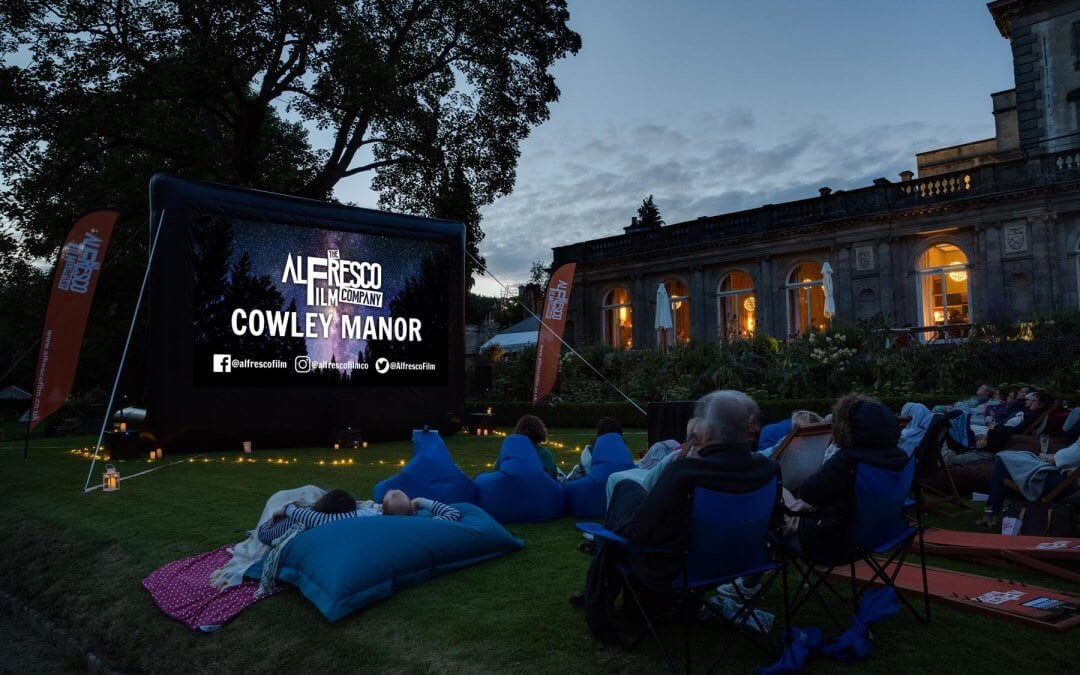 Useful Info – Grease + A Star is Born at Cowley Manor