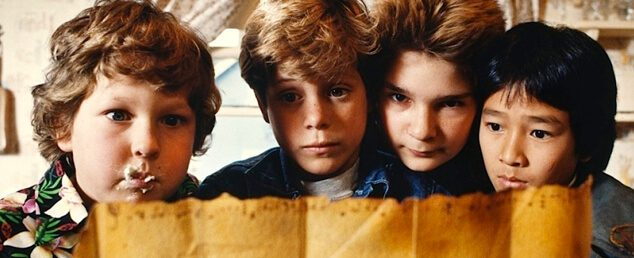 Useful Info – The Goonies, Over Farm