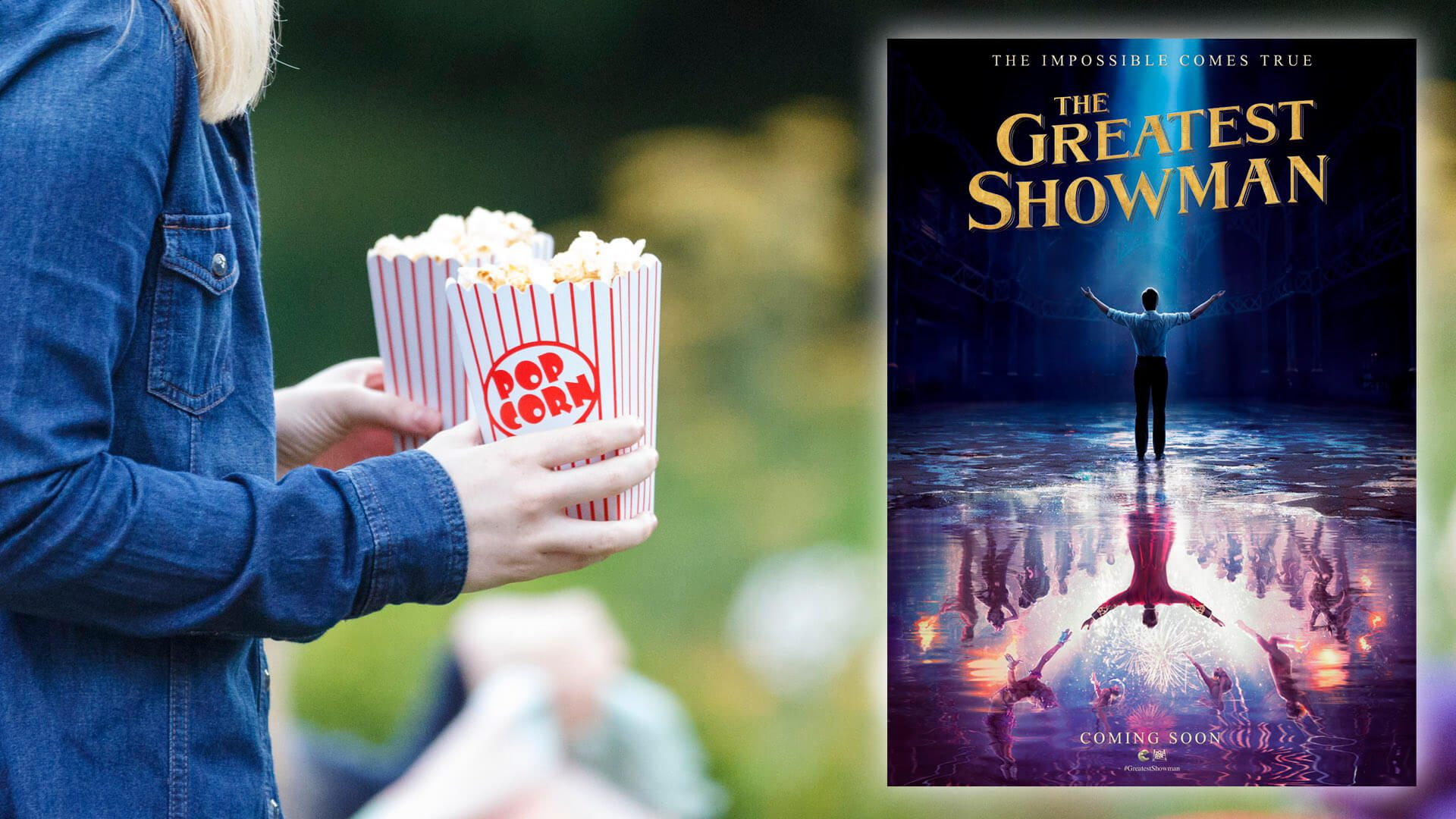 Useful Info – The Greatest Showman (Singalong) at Cowley Manor