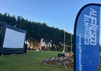 Outdoor Large Event Screen - North Petherton, Somerset