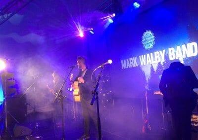Indoor Event Screen - Concert Backdrop