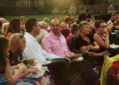 Audience - Wiltshire College Chippenham